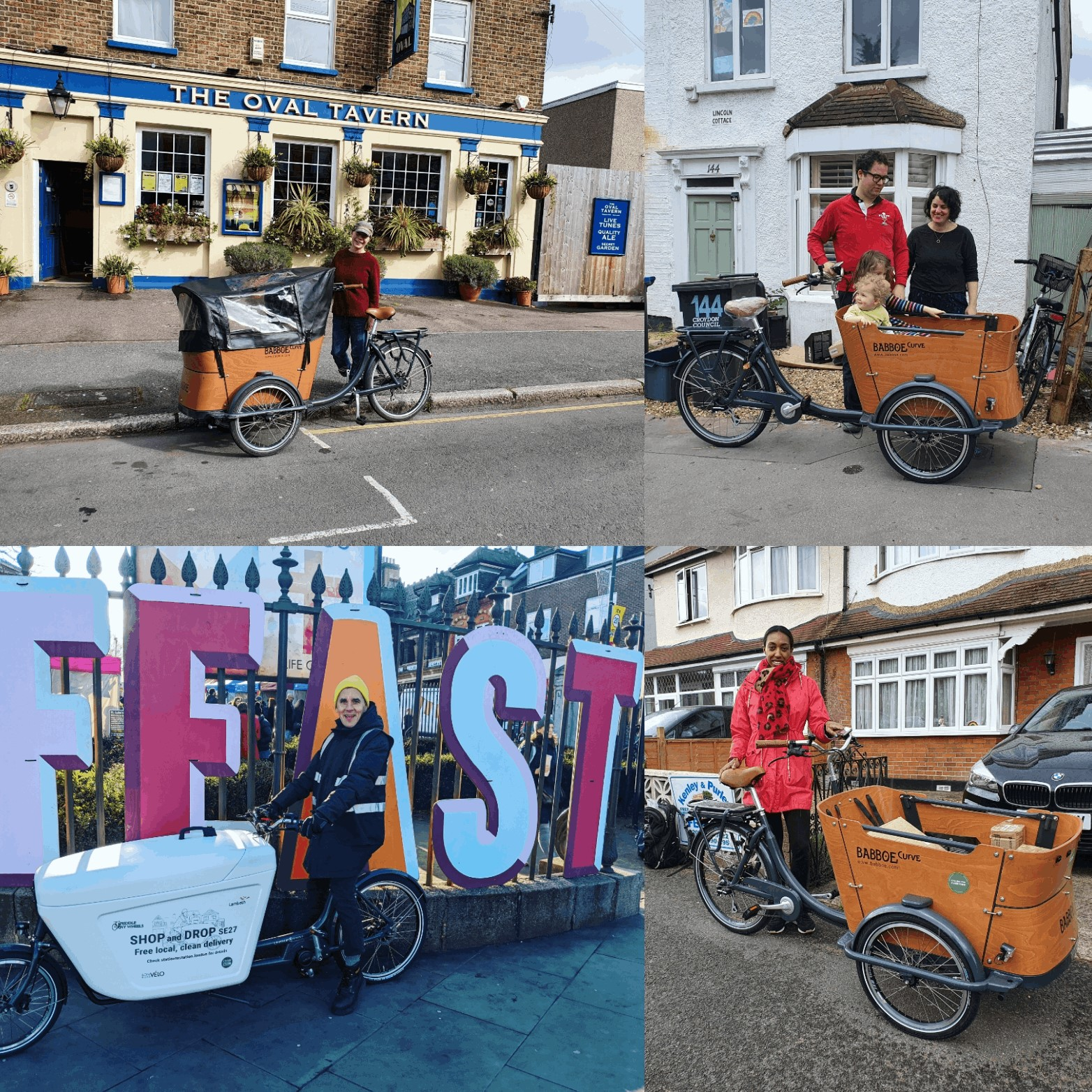 Cargo Bike scheme for Camden businesses and residents