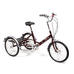 Pashley Tri - 1 folding trike