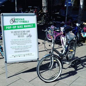 Brixton Windmill - Second Hand Bike Market