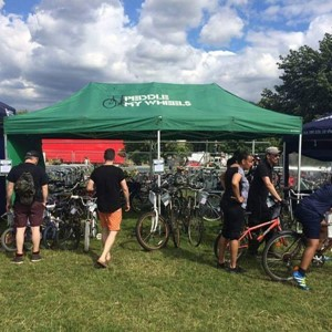 Streatham Common bike market