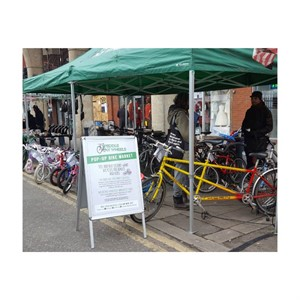 Lower Marsh Market - Second Hand Bike Market